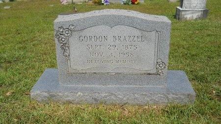 BRAZZEL, GORDON - Lincoln County, Louisiana | GORDON BRAZZEL - Louisiana Gravestone Photos