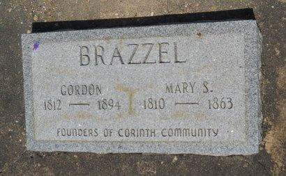 BRAZZEL, MARY - Lincoln County, Louisiana | MARY BRAZZEL - Louisiana Gravestone Photos