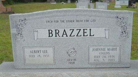 BRAZZEL, JOHNNIE MARIE - Lincoln County, Louisiana   JOHNNIE MARIE BRAZZEL - Louisiana Gravestone Photos