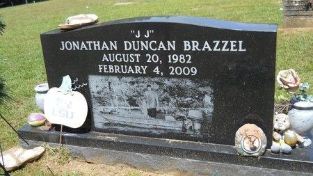 BRAZZEL, JONATHAN DUNCAN - Lincoln County, Louisiana   JONATHAN DUNCAN BRAZZEL - Louisiana Gravestone Photos