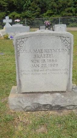 BRAZZEL, LOLA MAE - Lincoln County, Louisiana | LOLA MAE BRAZZEL - Louisiana Gravestone Photos