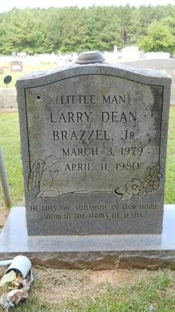 BRAZZEL, LARRY DEAN, JR - Lincoln County, Louisiana | LARRY DEAN, JR BRAZZEL - Louisiana Gravestone Photos