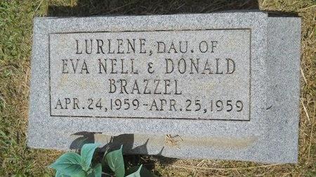 BRAZZEL, LURLENE - Lincoln County, Louisiana | LURLENE BRAZZEL - Louisiana Gravestone Photos
