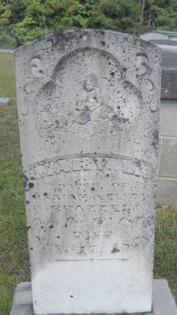 BRAZZEL, MARY M - Lincoln County, Louisiana | MARY M BRAZZEL - Louisiana Gravestone Photos