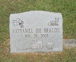 BRAZZEL, NATHANIEL JOE - Lincoln County, Louisiana | NATHANIEL JOE BRAZZEL - Louisiana Gravestone Photos