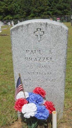 BRAZZEL, PAUL A (VETERAN VIET) - Lincoln County, Louisiana   PAUL A (VETERAN VIET) BRAZZEL - Louisiana Gravestone Photos