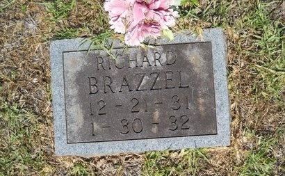 BRAZZEL, RICHARD - Lincoln County, Louisiana   RICHARD BRAZZEL - Louisiana Gravestone Photos