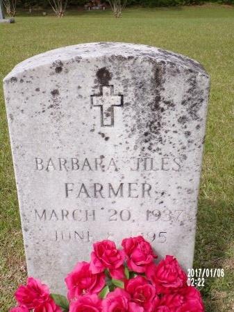 FARMER, BARBARA - Lincoln County, Louisiana | BARBARA FARMER - Louisiana Gravestone Photos