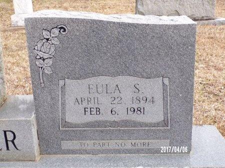FARMER, EULA (CLOSE UP) - Lincoln County, Louisiana   EULA (CLOSE UP) FARMER - Louisiana Gravestone Photos