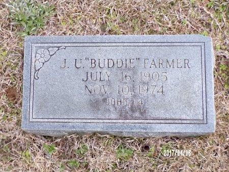 "FARMER, J U ""BUDDIE"" - Lincoln County, Louisiana   J U ""BUDDIE"" FARMER - Louisiana Gravestone Photos"