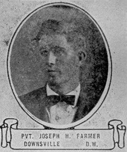 FARMER, JOSEPH H  (PHOTO) - Lincoln County, Louisiana | JOSEPH H  (PHOTO) FARMER - Louisiana Gravestone Photos