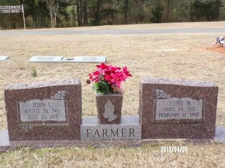 FARMER, FLOYE - Lincoln County, Louisiana | FLOYE FARMER - Louisiana Gravestone Photos
