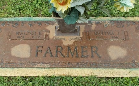 FARMER, BERTHA J - Lincoln County, Louisiana | BERTHA J FARMER - Louisiana Gravestone Photos