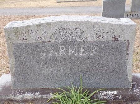 FARMER, WILLIAM NEWTON - Lincoln County, Louisiana | WILLIAM NEWTON FARMER - Louisiana Gravestone Photos