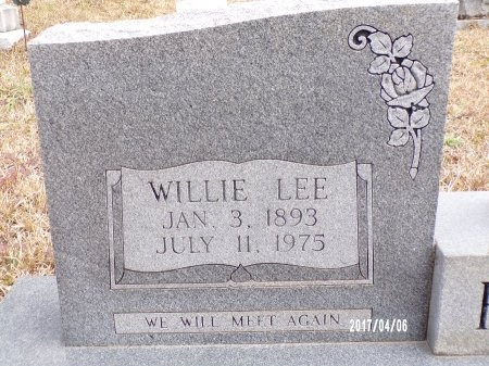 FARMER, WILLIE LEE (CLOSE UP) - Lincoln County, Louisiana   WILLIE LEE (CLOSE UP) FARMER - Louisiana Gravestone Photos