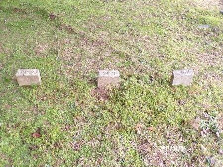 SMITH, FOOTSTONE - Lincoln County, Louisiana | FOOTSTONE SMITH - Louisiana Gravestone Photos