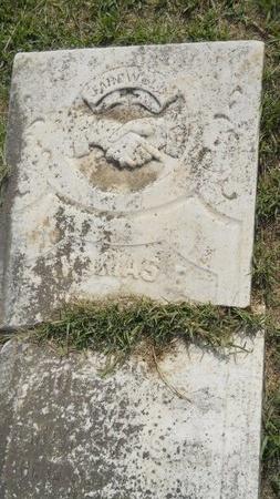 RIVES, THOMAS E - Lincoln County, Louisiana   THOMAS E RIVES - Louisiana Gravestone Photos