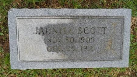 SCOTT, JUANITA - Lincoln County, Louisiana | JUANITA SCOTT - Louisiana Gravestone Photos