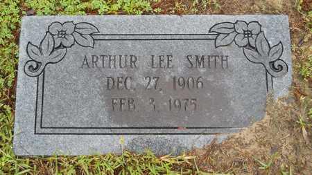 SMITH, ARTHUR LEE - Lincoln County, Louisiana   ARTHUR LEE SMITH - Louisiana Gravestone Photos
