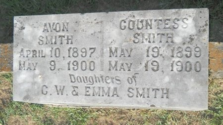 SMITH, COUNTESS - Lincoln County, Louisiana | COUNTESS SMITH - Louisiana Gravestone Photos