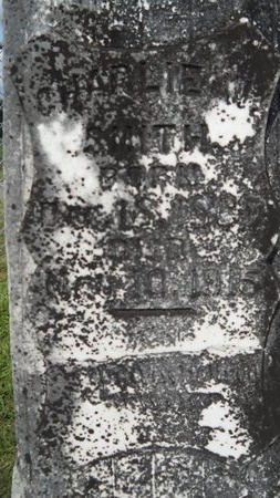 SMITH, CHARLIE W (CLOSE UP) - Lincoln County, Louisiana | CHARLIE W (CLOSE UP) SMITH - Louisiana Gravestone Photos