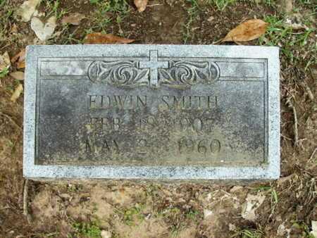 SMITH, EDWIN - Lincoln County, Louisiana | EDWIN SMITH - Louisiana Gravestone Photos
