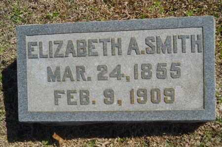 SMITH, ELIZABETH - Lincoln County, Louisiana | ELIZABETH SMITH - Louisiana Gravestone Photos