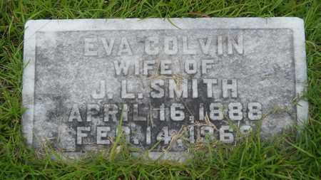 SMITH, EVA - Lincoln County, Louisiana | EVA SMITH - Louisiana Gravestone Photos