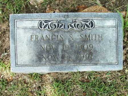 SMITH, FRANCIS S - Lincoln County, Louisiana | FRANCIS S SMITH - Louisiana Gravestone Photos