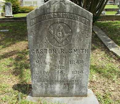 SMITH, GASTON RILEY - Lincoln County, Louisiana   GASTON RILEY SMITH - Louisiana Gravestone Photos