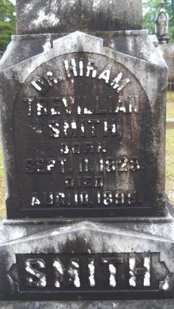 SMITH, HIRAM TREVILLIAN, DR - Lincoln County, Louisiana | HIRAM TREVILLIAN, DR SMITH - Louisiana Gravestone Photos