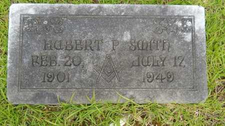 SMITH, HUBERT P - Lincoln County, Louisiana | HUBERT P SMITH - Louisiana Gravestone Photos