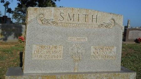 SMITH, JESSE W - Lincoln County, Louisiana | JESSE W SMITH - Louisiana Gravestone Photos