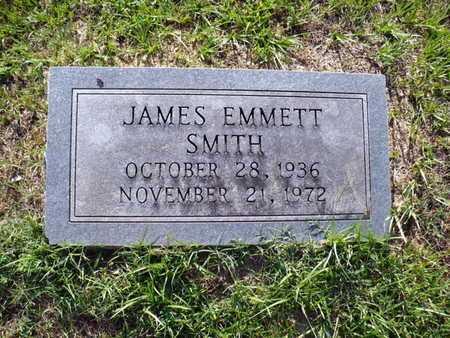 SMITH, JAMES EMMETT - Lincoln County, Louisiana   JAMES EMMETT SMITH - Louisiana Gravestone Photos