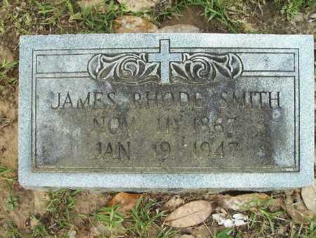 SMITH, JAMES RHODE - Lincoln County, Louisiana | JAMES RHODE SMITH - Louisiana Gravestone Photos