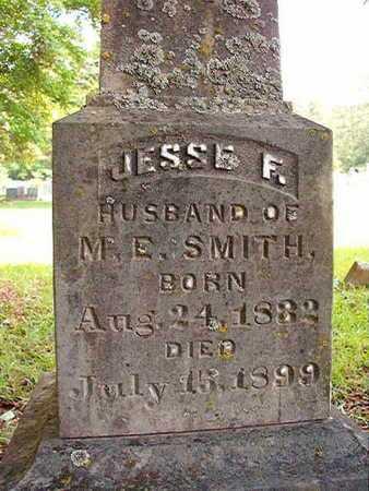 SMITH, JESSE F - Lincoln County, Louisiana   JESSE F SMITH - Louisiana Gravestone Photos
