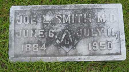 SMITH, JOE L, MD - Lincoln County, Louisiana | JOE L, MD SMITH - Louisiana Gravestone Photos
