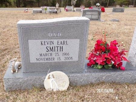 SMITH, KEVIN EARL - Lincoln County, Louisiana | KEVIN EARL SMITH - Louisiana Gravestone Photos