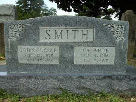 SMITH, JOE WHITE - Lincoln County, Louisiana | JOE WHITE SMITH - Louisiana Gravestone Photos