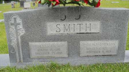 SMITH, PAULINE - Lincoln County, Louisiana | PAULINE SMITH - Louisiana Gravestone Photos