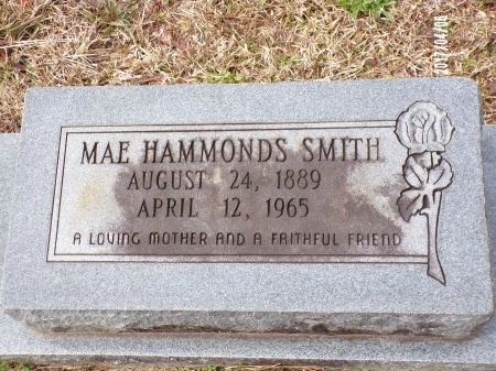 SMITH, MAE - Lincoln County, Louisiana | MAE SMITH - Louisiana Gravestone Photos