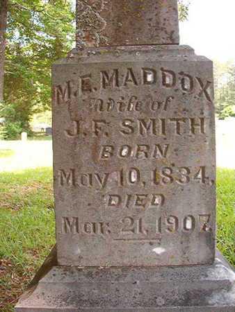 SMITH, MARTHA EMILY - Lincoln County, Louisiana | MARTHA EMILY SMITH - Louisiana Gravestone Photos