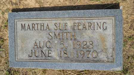 SMITH, MARTHA SUE - Lincoln County, Louisiana | MARTHA SUE SMITH - Louisiana Gravestone Photos