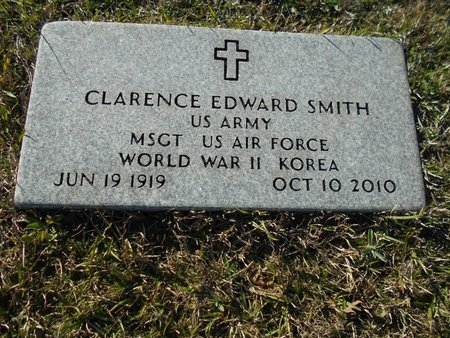 SMITH, CLARENCE EDWARD (VETERAN 2 WARS) - Lincoln County, Louisiana | CLARENCE EDWARD (VETERAN 2 WARS) SMITH - Louisiana Gravestone Photos