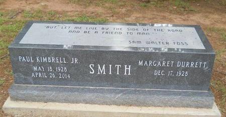 SMITH, PAUL KIMBRELL, JR - Lincoln County, Louisiana | PAUL KIMBRELL, JR SMITH - Louisiana Gravestone Photos