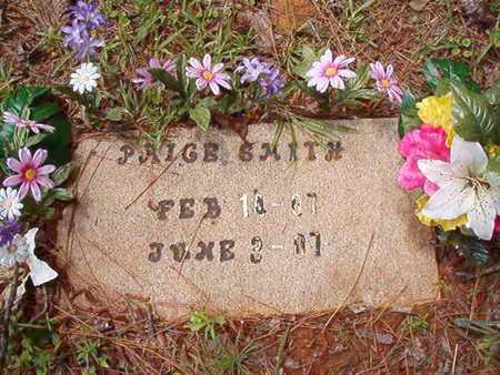 SMITH, PAIGE - Lincoln County, Louisiana   PAIGE SMITH - Louisiana Gravestone Photos