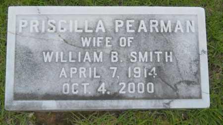 SMITH, PRISCILLA - Lincoln County, Louisiana   PRISCILLA SMITH - Louisiana Gravestone Photos