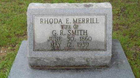 SMITH, RHODA E - Lincoln County, Louisiana   RHODA E SMITH - Louisiana Gravestone Photos