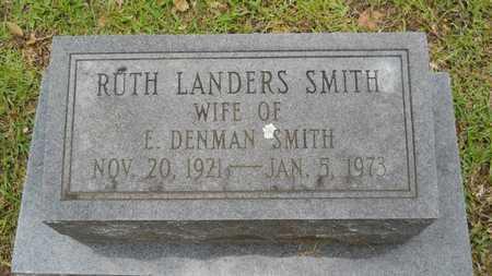 SMITH, RUTH - Lincoln County, Louisiana | RUTH SMITH - Louisiana Gravestone Photos