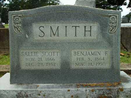 SMITH, SALLIE - Lincoln County, Louisiana | SALLIE SMITH - Louisiana Gravestone Photos